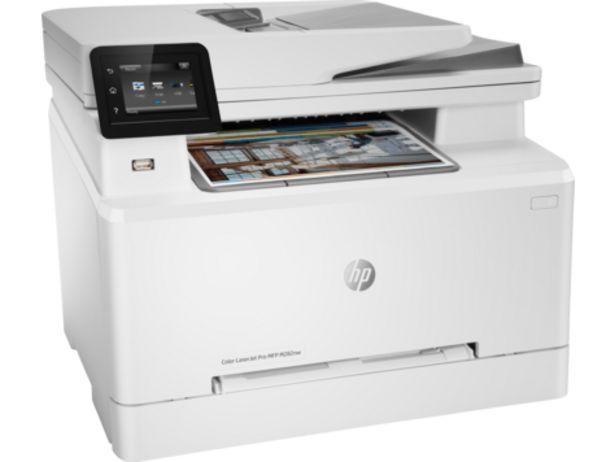 Imprimante HP Laser M282nw /Couleur /Multifonction /Impression - Copie - Numérisation /21 ppm Noir - 21 ppm Couleur /600 x 600 ppp /2,7 pouces /WiFi - WiFi direct - USB /256 Mo /A4 offre à 4308 Dh