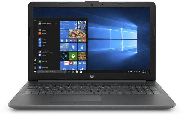 """PC Portable HP 15 /Celeron N4020 /Jusqu'à 2,80 GHz /4 Go /1 To /Gris /15.6"""" /Intel® UHD 600 /Windows 10 Famille offre à 3299 Dh"""