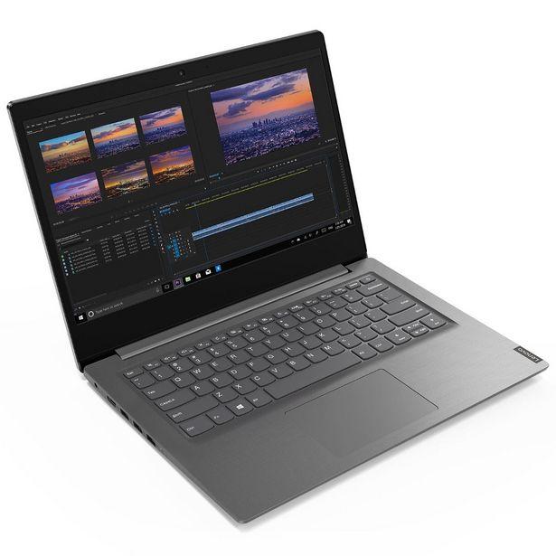 """PC Portable LENOVO V14 /i5-1035G1 /4 Go /1 To /14"""" /Gris /FreeDos offre à 6890 Dh"""