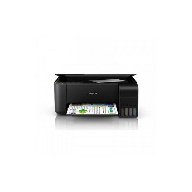 Imprimante EPSON EcoTank L3110 /Multifonction /Impression - Copie - Scan /Jet d'encre /33 ppm /5760 x 1440 DPI /A4 offre à 1990,01 Dh