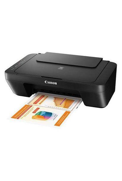 Imprimante Jet d'encre Canon PIXMA MG2540S /Couleur /Multifonction /Impression - Copie - Scanne /8 ppm Noir - 4 ppm Couleur /4800 × 600 ppp /A4 - A5 - B5 /USB /Noir offre à 399 Dh