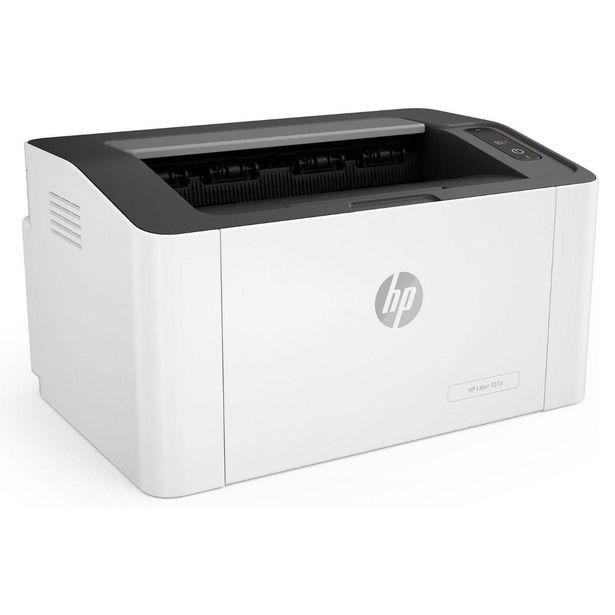 Imprimante HP Laser 107a /Monochrome SFP /20 ppm /1200 x 1200 ppp /64 Mo /USB /A4 offre à 1188 Dh