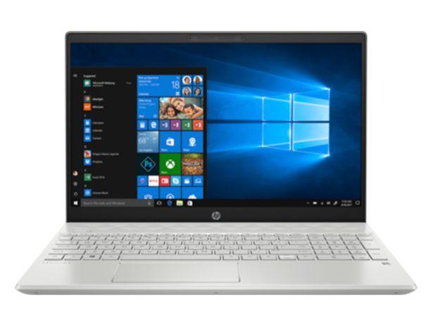 """PC Portable HP Pavilion 15 /I7-1165G7 /jusqu'à 4,7 GHz /8 Go /512 Go /15.6"""" /Carte Graphique - 2 Go /Windows 10 Home offre à 12348 Dh"""