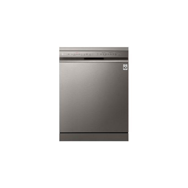 Lave-vaisselle 14CV (A++) SMART AVEC QuadWACH INOX DFB425FP.APZPEMC LG offre à 6299 Dh