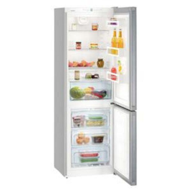 Réfrigérateur avec congélateur en bas cnel322 offre à 8999 Dh