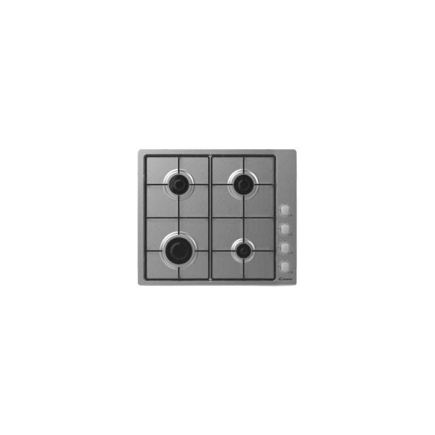 Table de cuison 60CM 4F CHW60LX INOX CANDY offre à 899 Dh