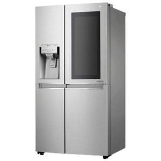Réfrigérateur américain-side by side gr-x247csav.anspemc offre à 25999 Dh
