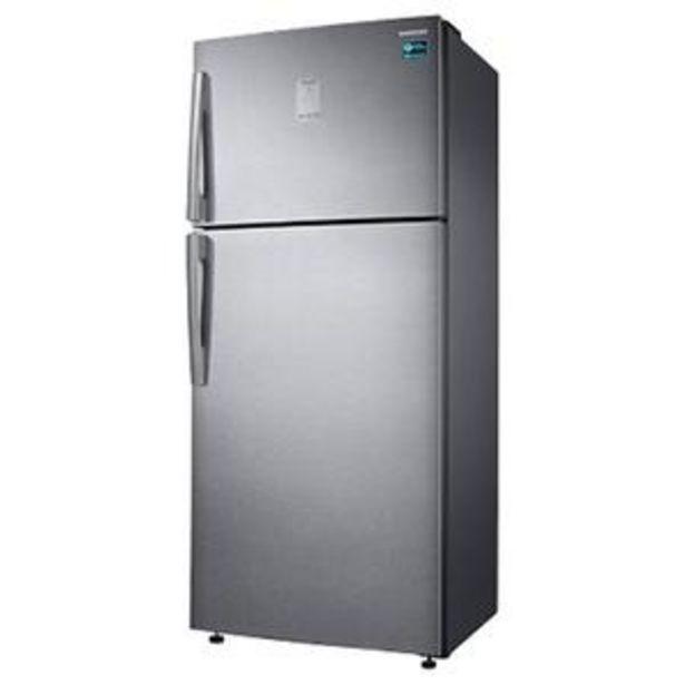 Réfrigérateur avec congélateur en haut rt53k6371sl/ma offre à 10499 Dh