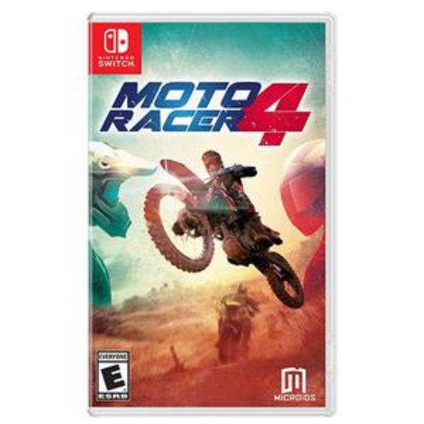 Jeux nintendo motorracer4 offre à 199 Dh