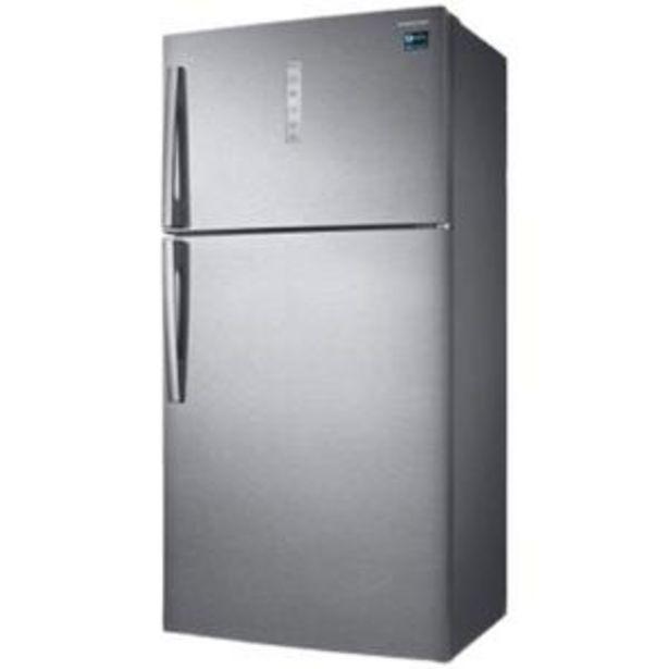 Réfrigérateur avec congélateur en haut rt62k7000sl/ma offre à 12499 Dh
