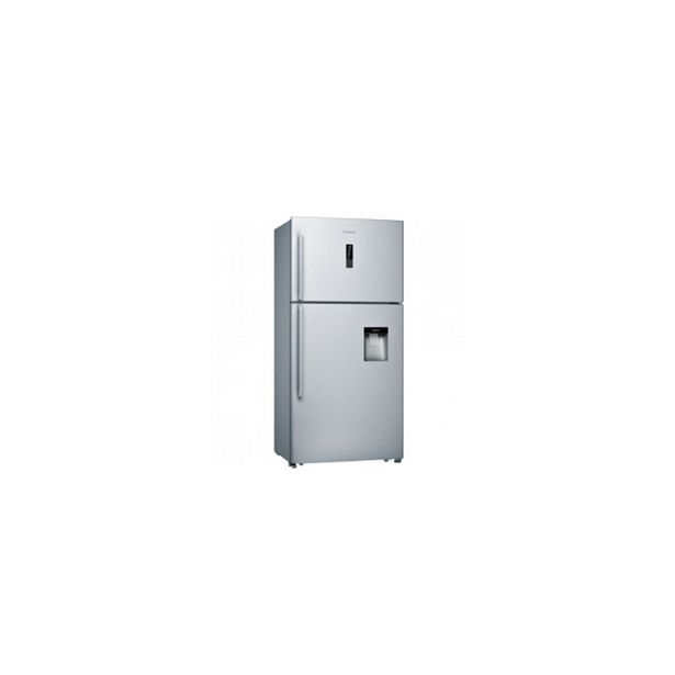 REFRIGERATEUR COMBINE 559L INOX AVEC AFFICH KGN56PI30U BOSCH offre à 9999 Dh