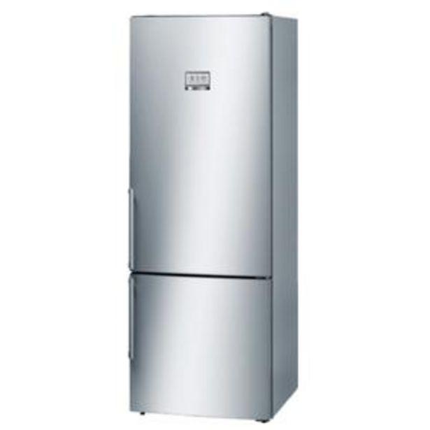 Réfrigérateur avec congélateur en bas kgn56pi30u offre à 10299 Dh