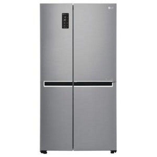 Réfrigérateur américain-side by side gr-b247sluv offre à 14999 Dh