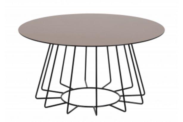 Table basse CASIA Bronze offre à 1150 Dh
