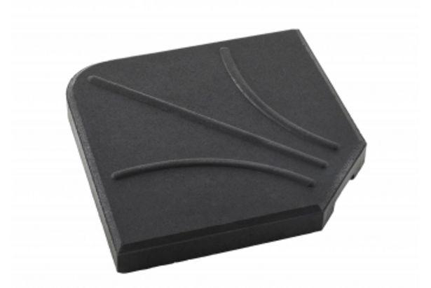 Support parasol DEC Noir offre à 499 Dh