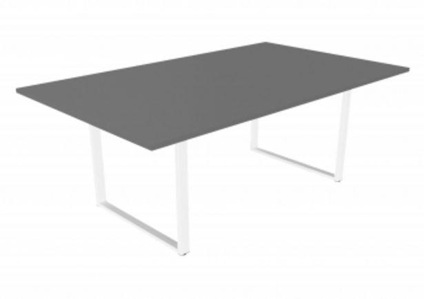 Table de réunion OXYGENE - Gris offre à 5599 Dh