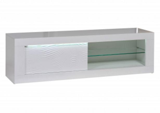 Meuble TV KARMA - Blanc offre à 3499 Dh