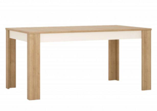 Table Extensible LYON Blanc offre à 1895 Dh