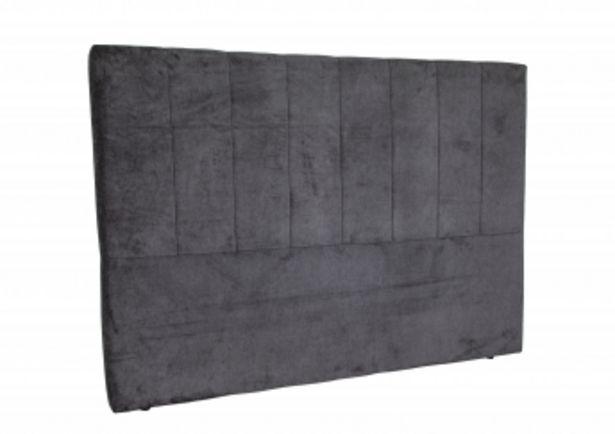 Tête de lit KORAL - Gris offre à 1295 Dh
