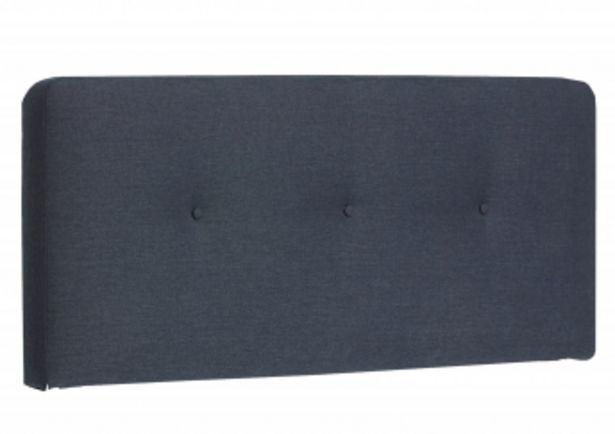 Tête de lit MORGAN 165*65 - Bleu offre à 995 Dh