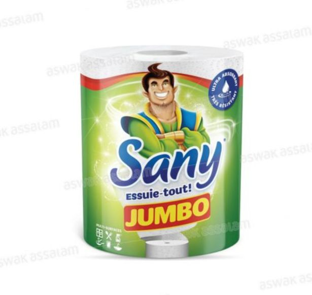 ESSUIE TOUT JUMBO SANY offre à 39,95 Dh