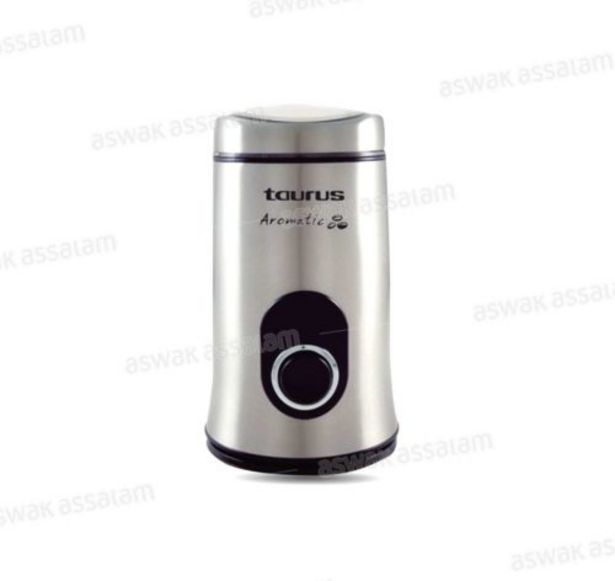 MOULIN A CAFE AROMATIC 50G 150W TAURUS offre à 209 Dh