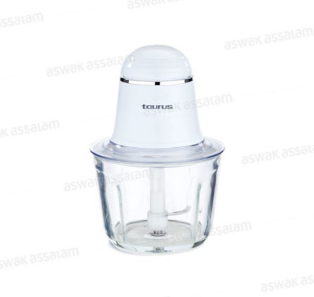 MINI HACHOIR SMART CHOPPER 0.5L 200W TAURUS offre à 219 Dh