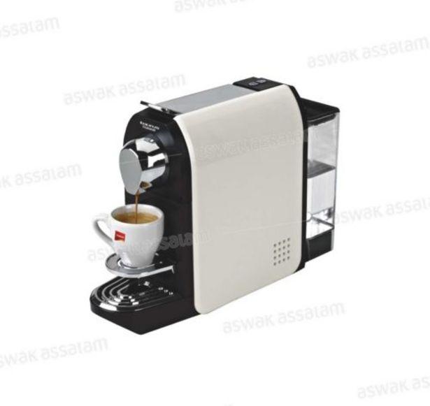 MACHINE CAFE A CAPSULESTORRIE TAURUS offre à 899 Dh