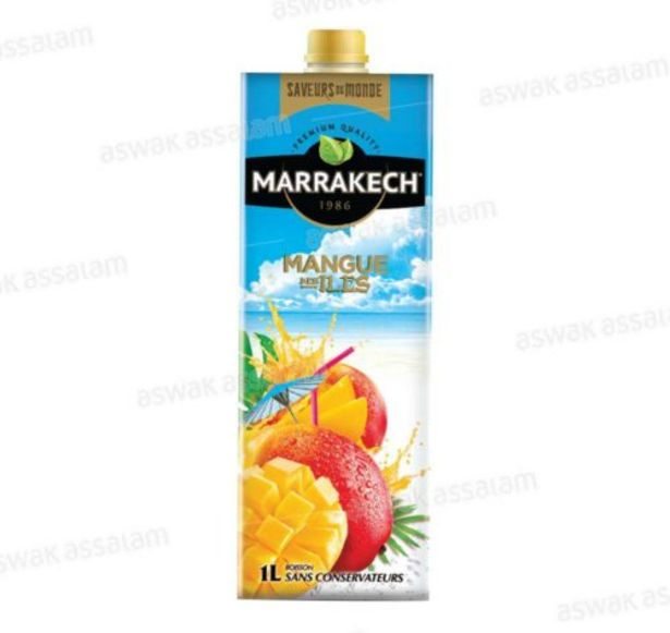 JUS DE FRUITS MANGUE DES ILES 1L MARRAKECH offre à 10,5 Dh