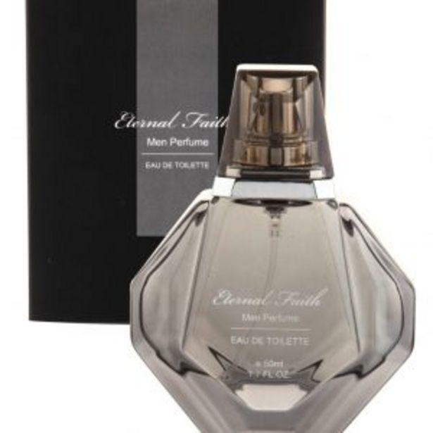 Parfum Homme Eternal Faith offre à 59 Dh
