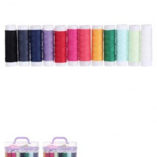 Set de Couture (violet clair) offre à 29 Dh