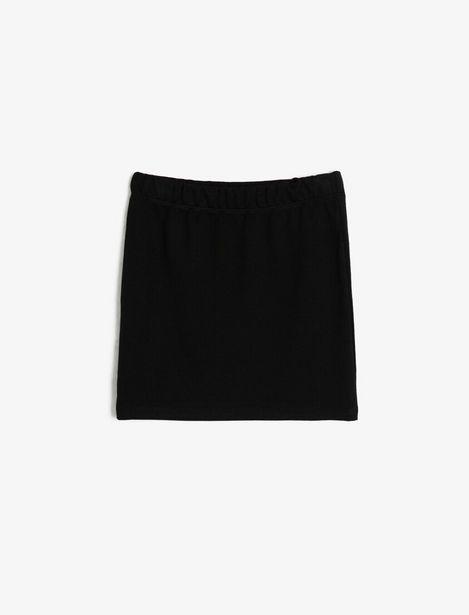 Medium Rise Skirt offre à 29,99 Dh