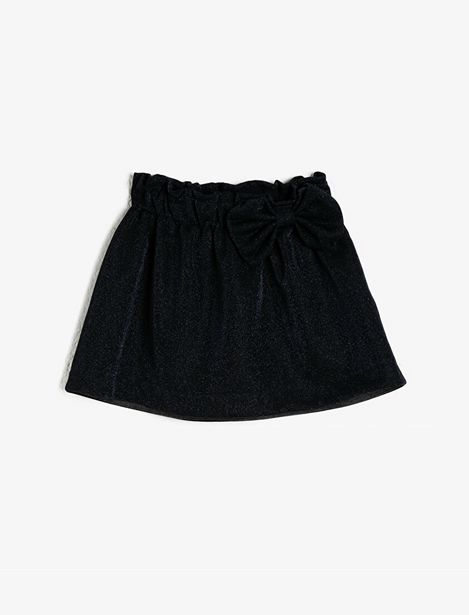 Bow Detailed Skirt offre à 29,99 Dh