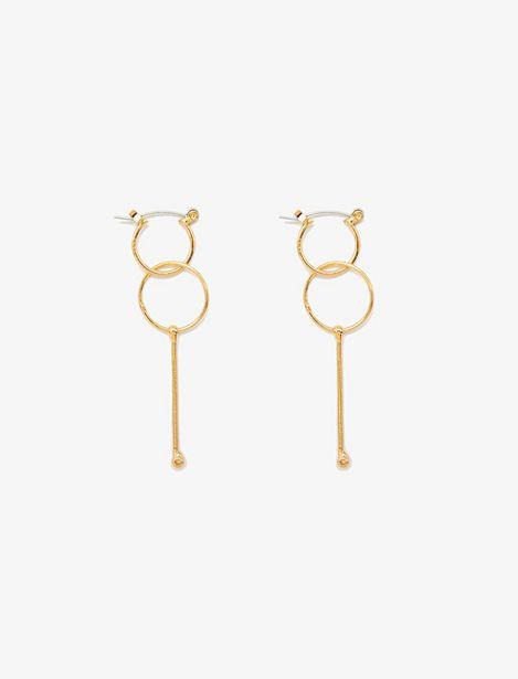 Metallic Earrings offre à 19,99 Dh
