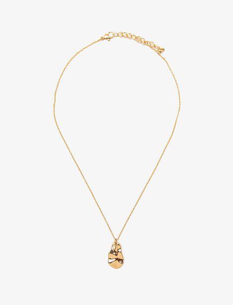Metallic Necklace offre à 24,99 Dh
