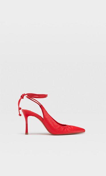 Chaussures à talon nouées offre à 479 Dh