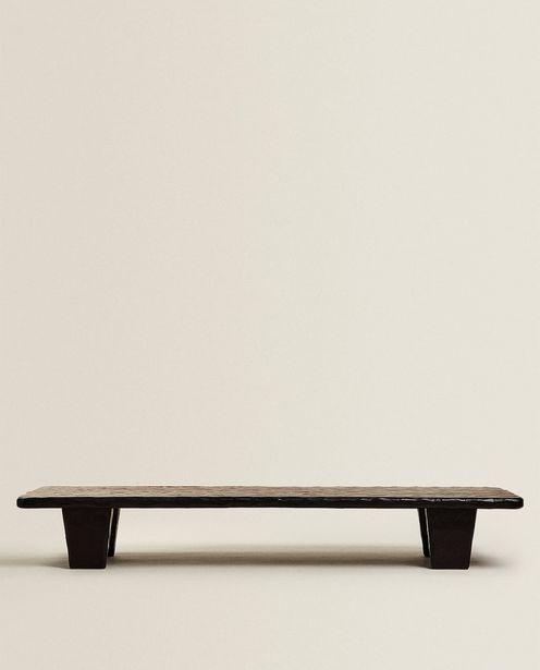 Table Basse Martelée offre à 7299 Dh