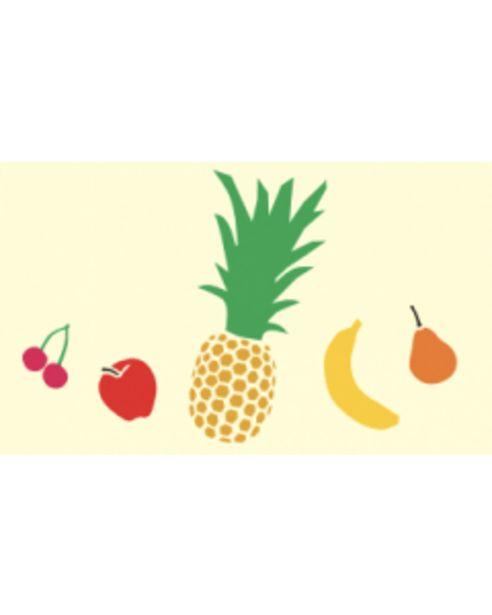 POCHOIRS  DECORATIFS  FRUIT offre à 79 Dh