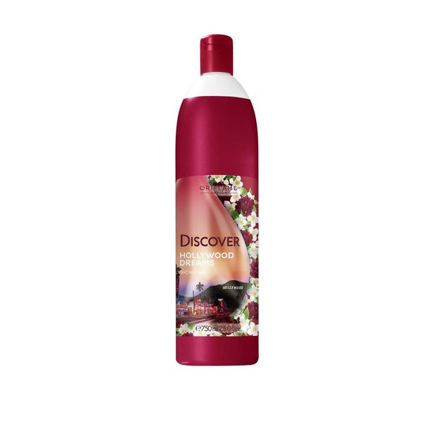 Gel Douche Discover Hollywood Dreams offre à 109 Dh