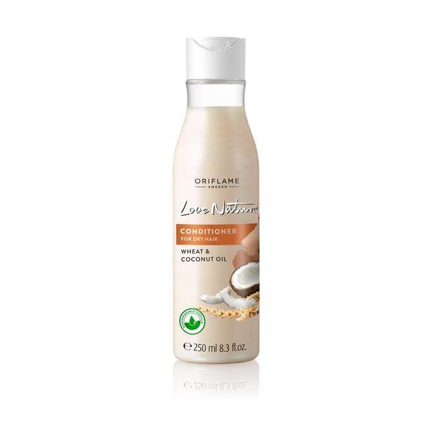 Après Shampooing pour les Cheveux Secs au Blé et l'Huile de Noix de Coco Love Nature offre à 35 Dh