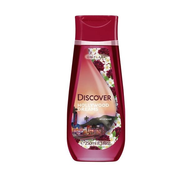Gel Douche Discover Hollywood Dreams offre à 39 Dh